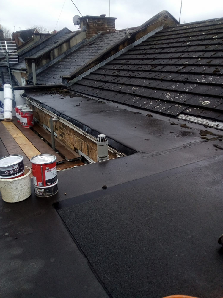 Metro Roofing London Gallery Images